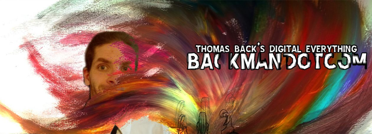 backman DOT COM
